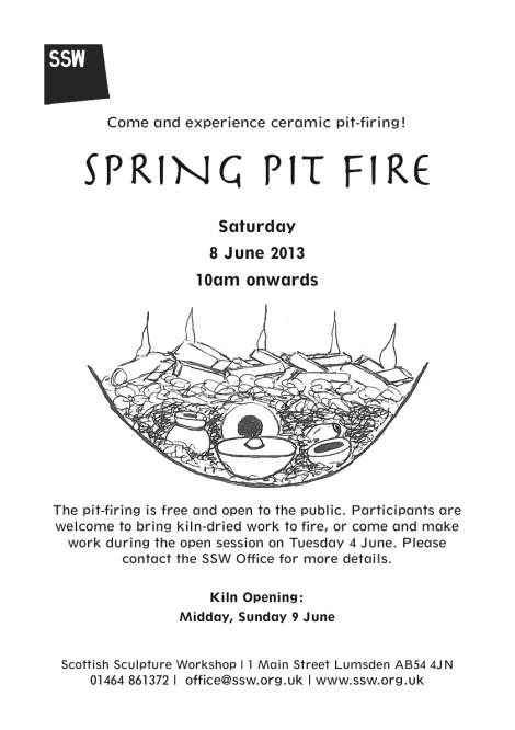 Spring Pit Fire
