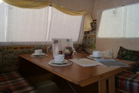 Interior Caravanserai