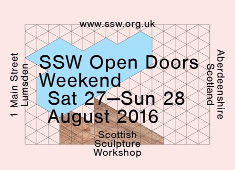 SSW doors open banner